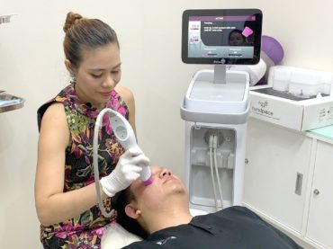 Thermage ผลลัพธ์หลังการทำ