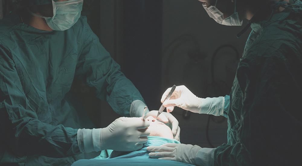 ผ่าตัดดึงหน้าเหี่ยว