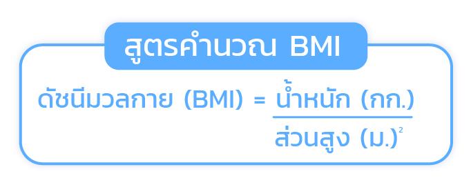 สูตรคำนวณ-BMI-ก่อน-สลายไขมัน