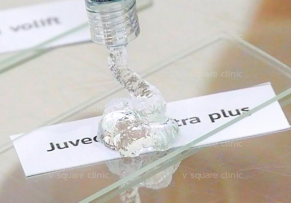 ลักษณะเนื้อฟิลเลอร์ Juvederm