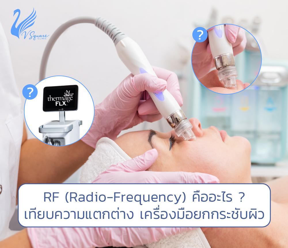 RF (Radio-Frequency)