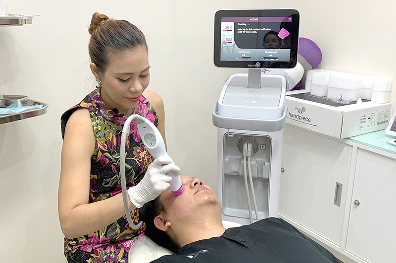 Thermage V Square Clinic
